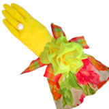 Treasure Key Designer Dish Glove