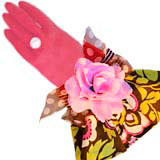 Designer Dish Glove - April in Paris